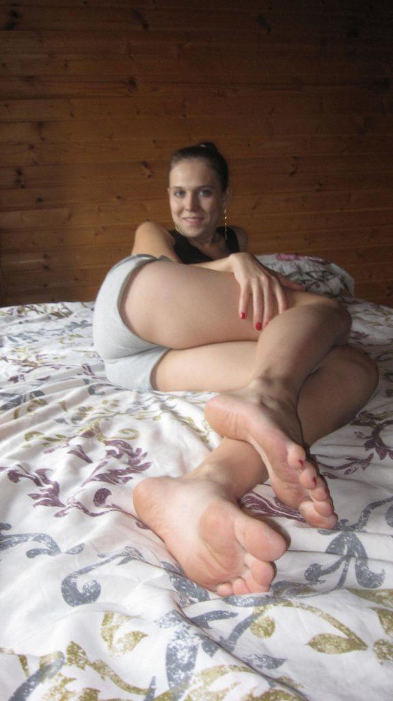 Frauenfüße